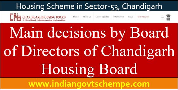 Chandigarh+housing+board
