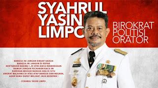 Syahrul Yasin Limpo (SYL)