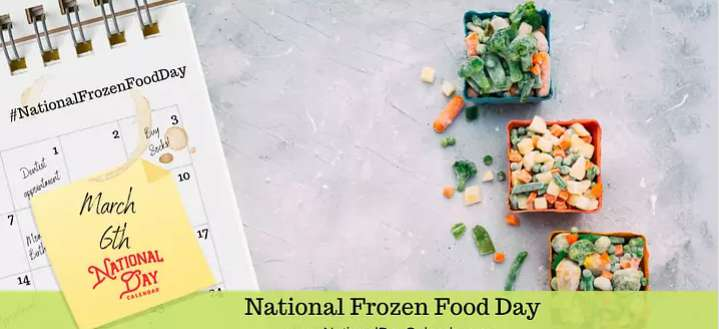National Frozen Food Day Wishes Images