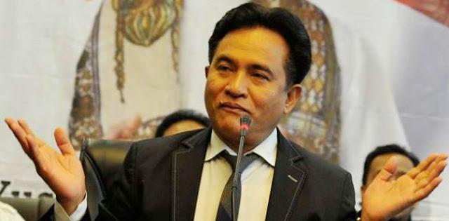 Yusril Minta Partai Demokrat Berani Melawan Gugatan Moeldoko Cs di MA, Bukan Ungkit Pencalonan Anaknya