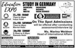 Study In Germany Student Study Visa are Available for pakistani students