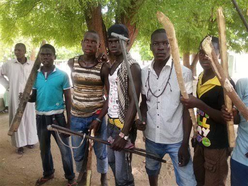 Over 1,000 CJTF members die fighting Boko Haram 1