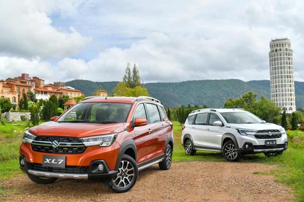 Ekspor XL7 dan Karimun Wagon R Meningkat 100 Persen Lebih pada Q1 2021