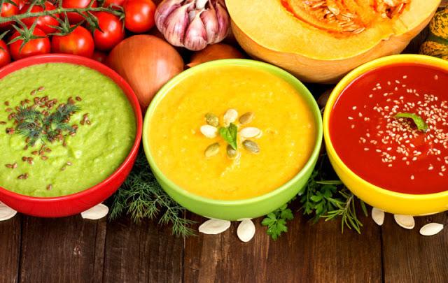 Суп пюре — лучшие рецепты. Как правильно и вкусно приготовить супы пюре.