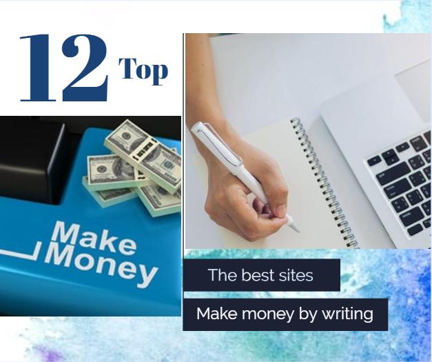 Les meilleurs sites d'écriture pour gagner de l'argent