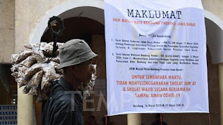 Tuduhan Kaum Neo Jabbariyah Dalam Menghadapi Wabah Corona