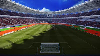 PES 2016 Gelora Bung Karno (GBK) Stadium by Ipunk