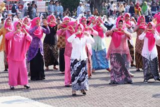 Peingatan Hari Anak Nasioanal (HAN) Tingkat Kabupaten Indramayu