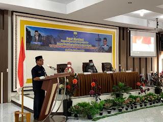 Plh Gubernur Jambi Membuka Secara resmi Rakor Pengembangan Sumber Daya Aparatur Provinsi Jambi Dan Kabupaten Kota Se-provinsi Jambi