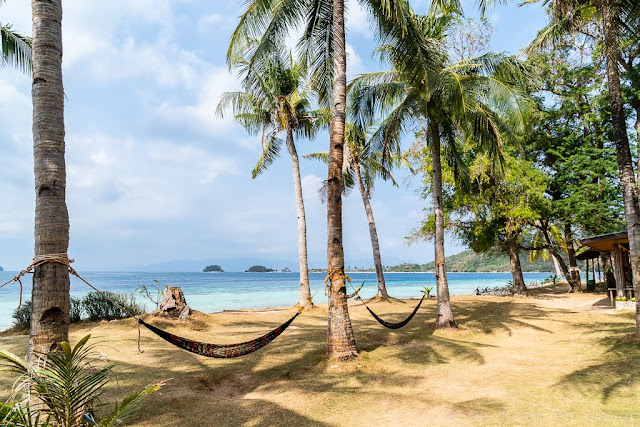 Dicalubuan-Banana-Island-Calamian-Coron-Philippines
