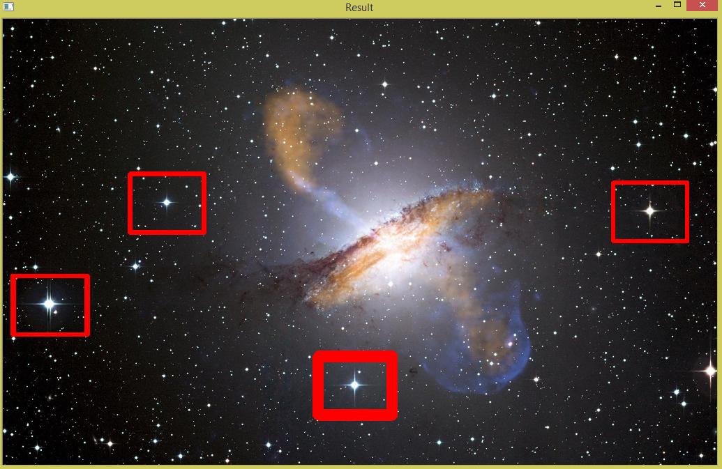 จับคู่รูปภาพด้วย opencv กับ python