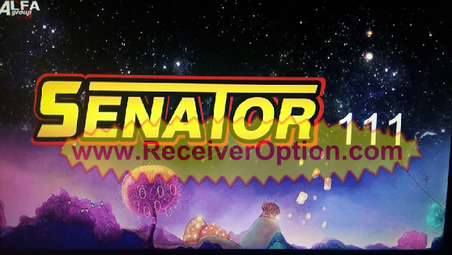 SENATOR 111 1506T 512 4M NEW SOFTWARE WITH XTREAM IPTV OPTION