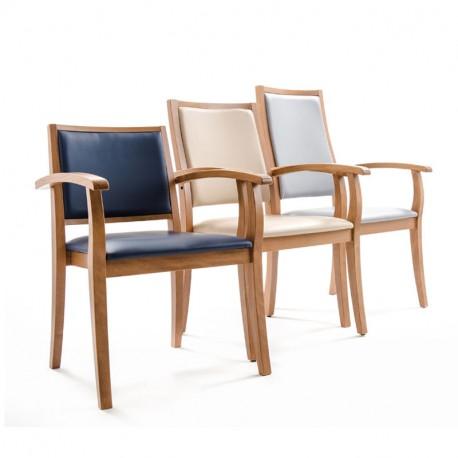 Chaise Accoudoir Personne Agee Simple Chaise Avec