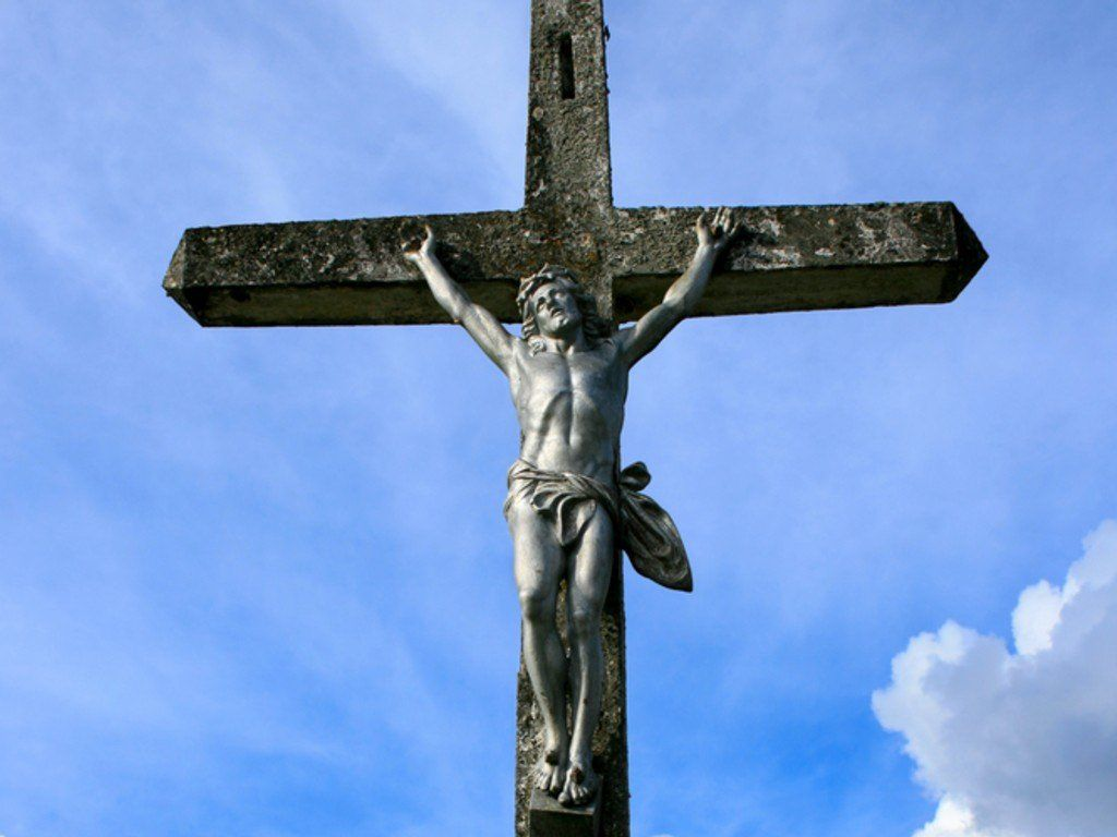 9 Free Wallpapers Of Jesus Christ Crucifiction