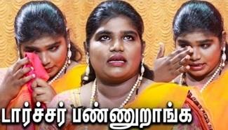 Aranthangi Nisha very Emotional Interview | Gaja