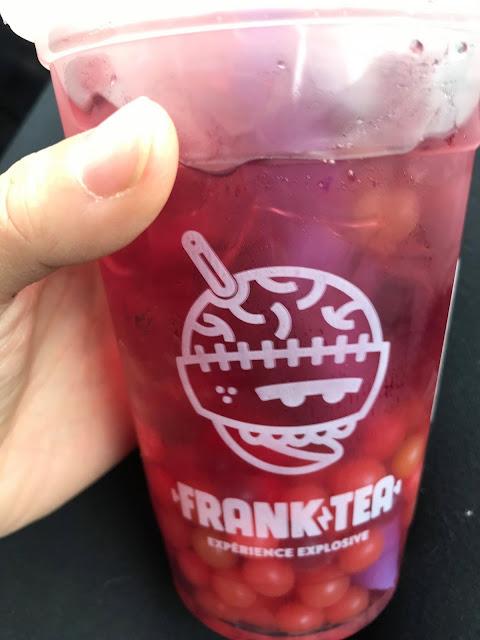 Frank n Tea bar à bubble tea trois-rivières
