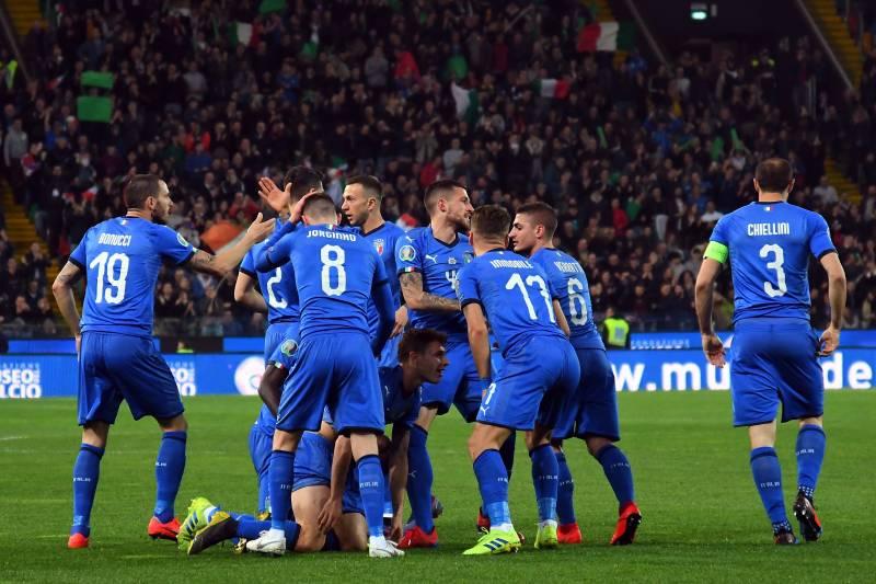 مشاهدة مباراة ايطاليا وليشتنشتاين بث مباشر اليوم 15-10-2019 في تصفيات كاس الامم الاوروبية 2020