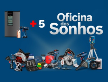 Promoção Produtos Bosch 2021 Prêmios