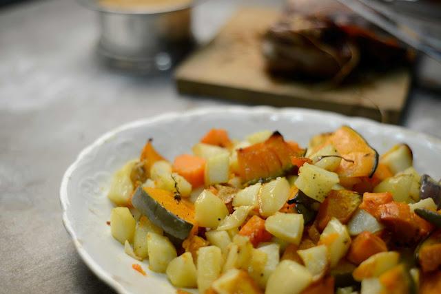 Roast Veggies