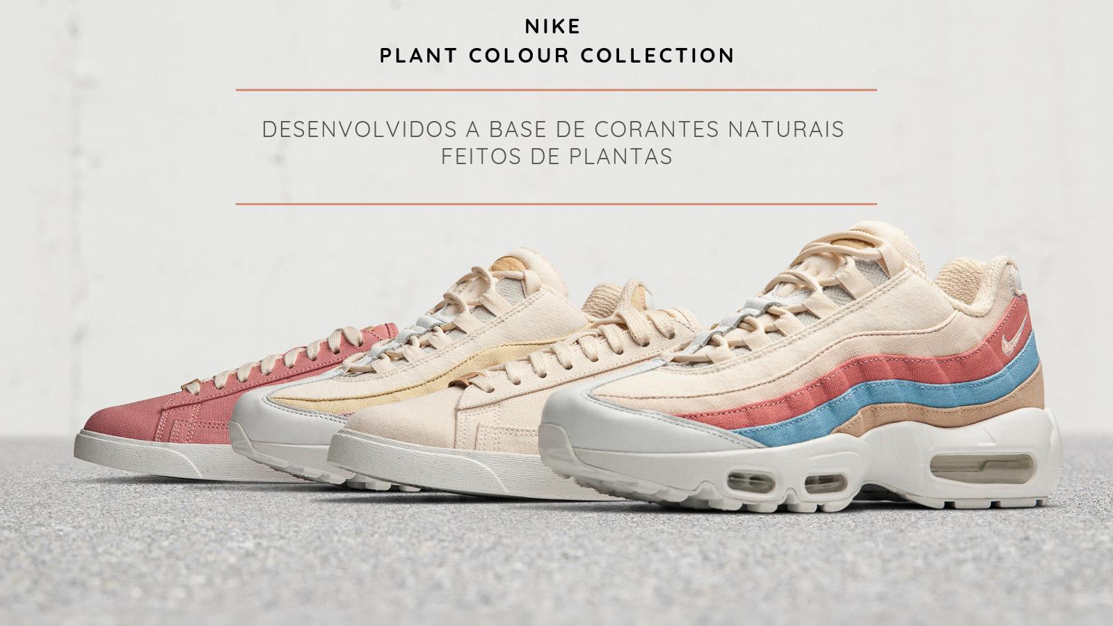 Nova coleção nike sustentável