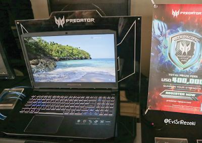 Acer Predator Triton 300 Buat Kamu Para Pejuang Game Online
