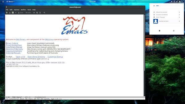 emacs-1 GNU Emacs: A Great Text Editor For Ubuntu/Linux Mint Technology