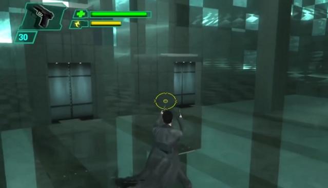 تحميل لعبة the matrix path of neo للكمبيوتر