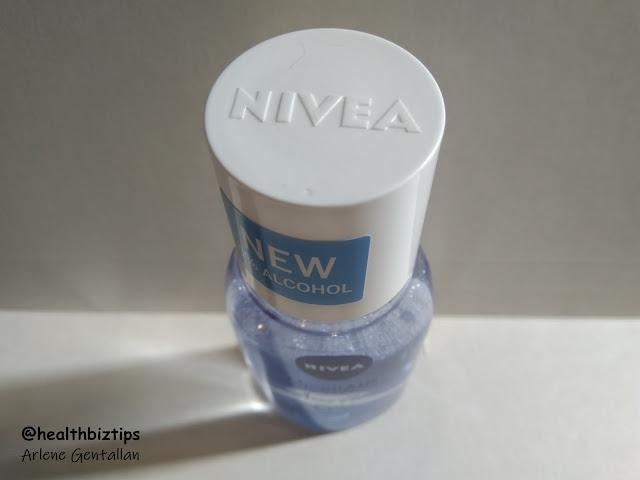 Nivea Micellar Water Review | Healthbiztips