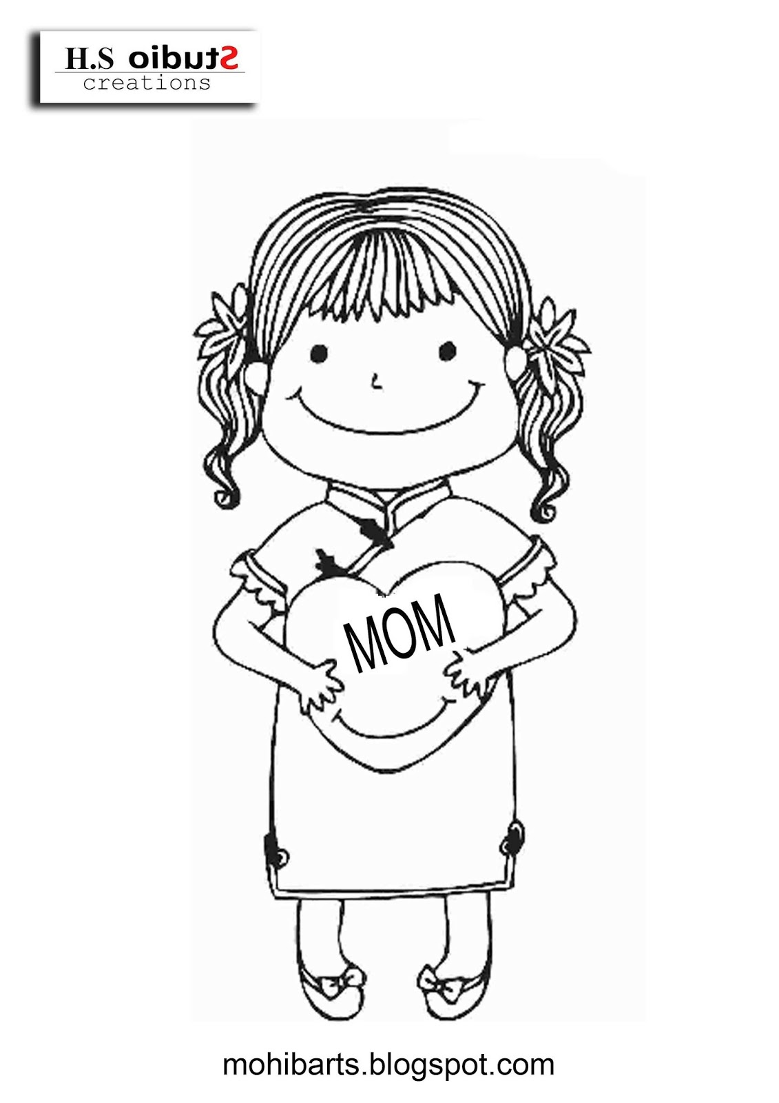 Creative Arts Printable Mother S Day Worksheets Or Cards