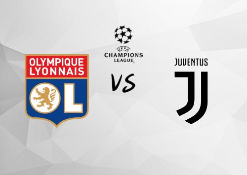 Olympique Lyonnais vs Juventus  Resumen y Partido Completo