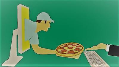 Cara Usaha Makanan Online