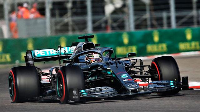 FÓRMULA UNO: El británico Lewis Hamilton amplió su ventaja al frente del Campeonato del Mundo.