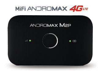 Spesifikasi Modem Andromax  Jaringan 4G LTE