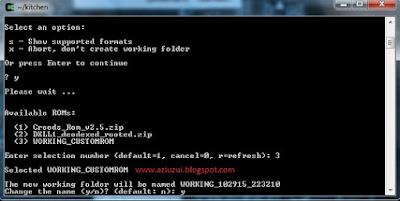 Cara Mudah Menggunakan Kitchen Cygwin di Komputer