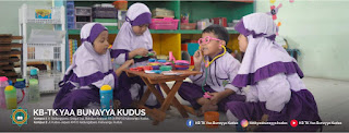 Lowongan KB-TK Yaa Bunayya Kudus