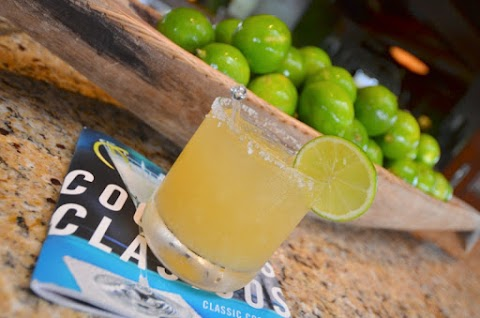 Cinco de Mayo Spicy Margarita