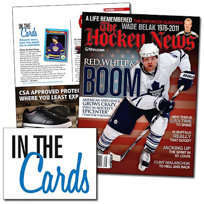 My Article in The Hockey News