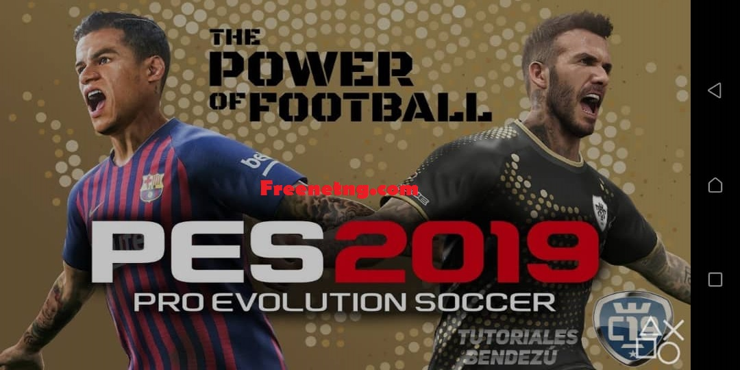 pes 18 download apk and obb
