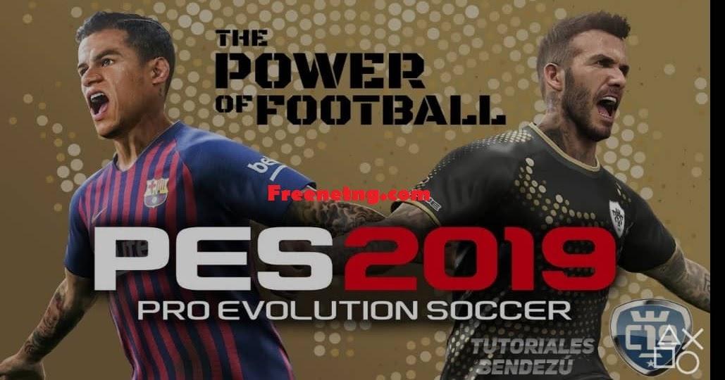 Download Pro Evolution Soccer 2019 (PES 19) APK, OBB, Data File