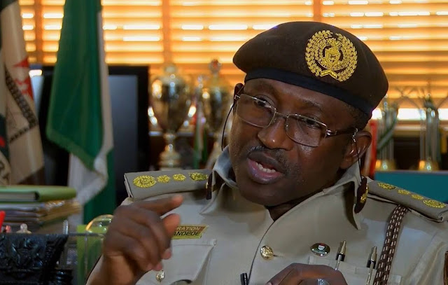 Nigerian Immigration Service Flags Off E-registration In Bayelsa