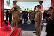 Gubernur Sulawesi Utara Olly Dondokambey Melakukan Ziarah di kabupaten minahasa