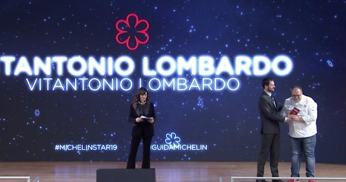 Lo chef Vitantonio Lombardo conquista la Michelin Star per la Basilicata