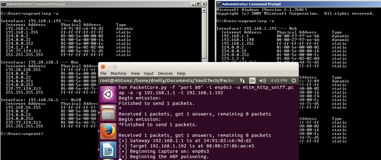 The I T  Ninja: Scapy part 1: the Python packet Swiss army knife