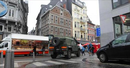 Liège: le geste héroïque du soldat amaytois sur la Batte