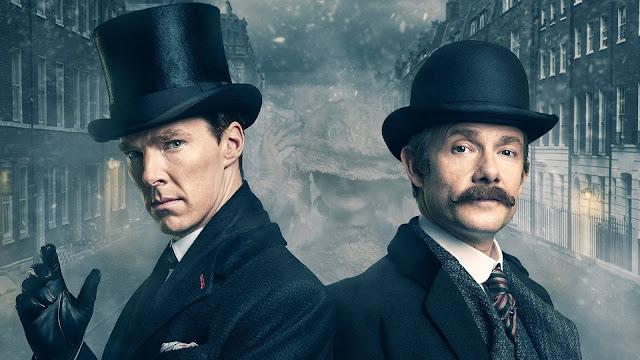 İzlediklerim #1 Sherlock 4. Sezon: Noel Bölümü!