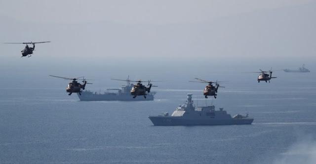 Η απειλή των τουρκικών Ταξιαρχιών Καταδρομών στο Αιγαίο