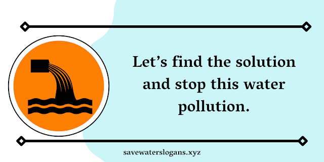 Save Water Slogans Images