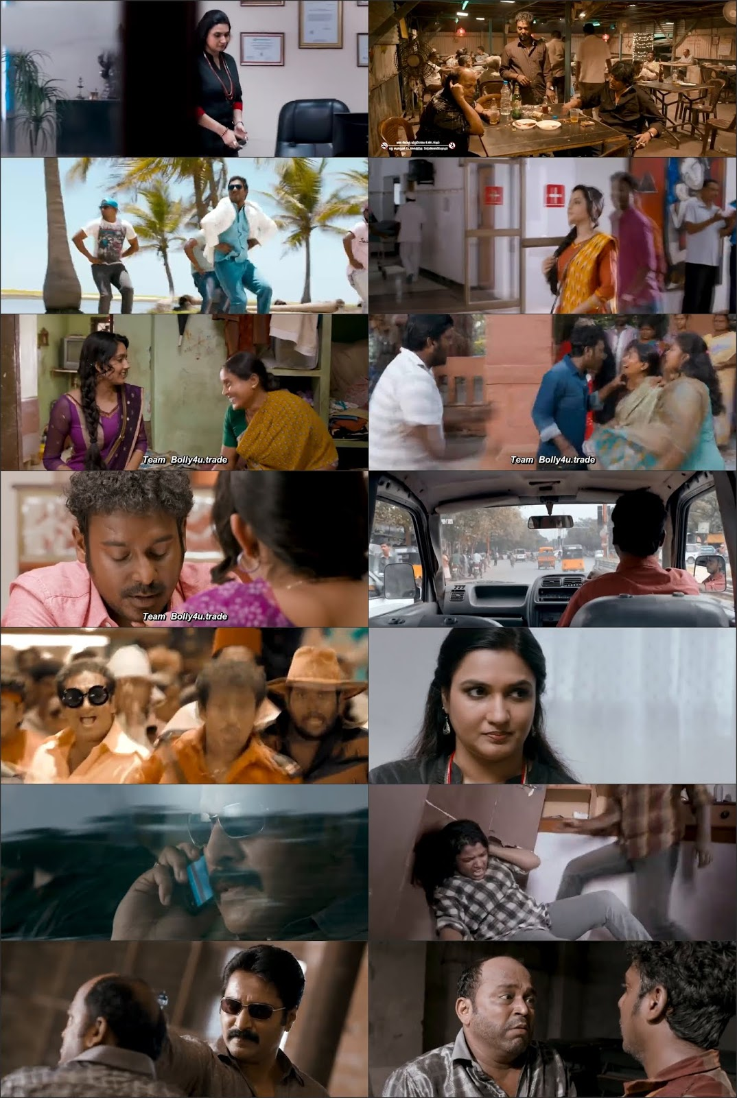 Ennammo Nadakkudhu 2014 HDRip 400MB UNCUT Hindi Dual Audio 480p Download