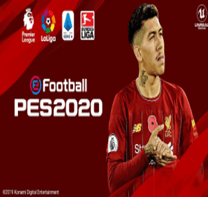 PES 2020 Mobile v4.1.0 Patch 1.8 Android