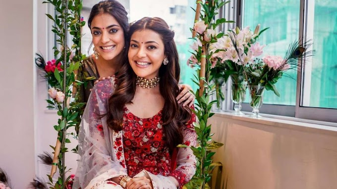 Kajal Aggarwal's sister Nisha has a 'selfish wish' on her birthday: I hope she has a baby soon